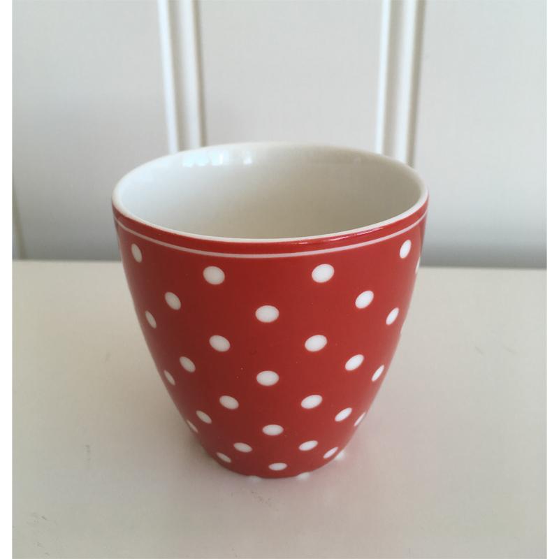Mini lattemugg